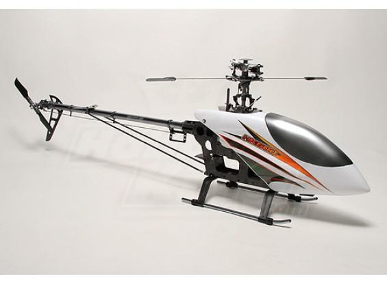 HK-600GT 3D elétrica Kit Helicopter w / o lâminas