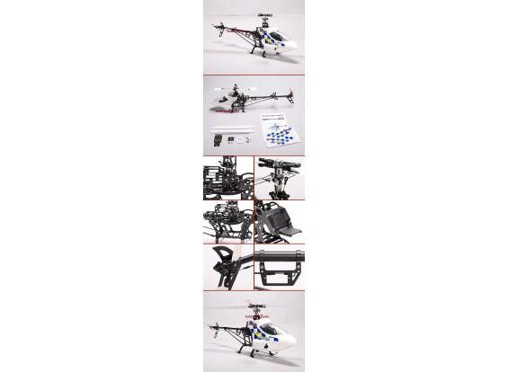Kit Pro Heli helicóptero Black Hawk elétrica