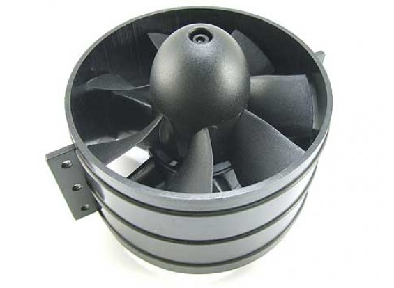 EDF Ducted Fan Unit 7 Lâmina 4.5inch