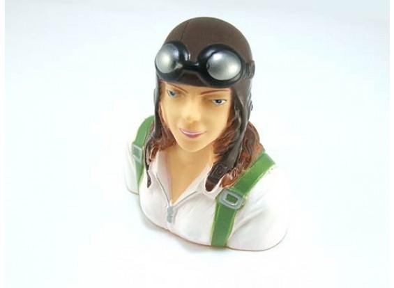 Pilot Model (Feminino) 1/6 (H73 x W63 x D35mm)