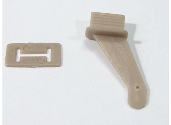 Pin Horns L22xW19xH.9