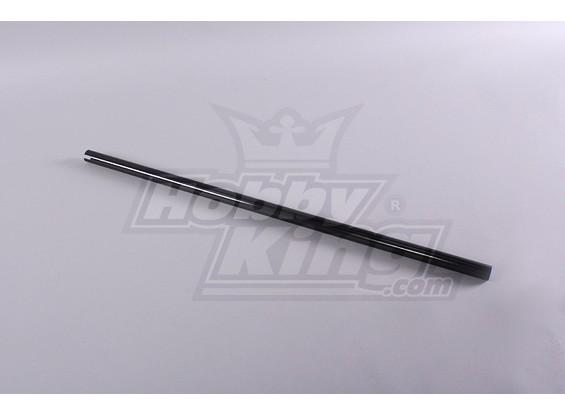 TZ-V2 50-TT - Fibra de Carbono da cauda