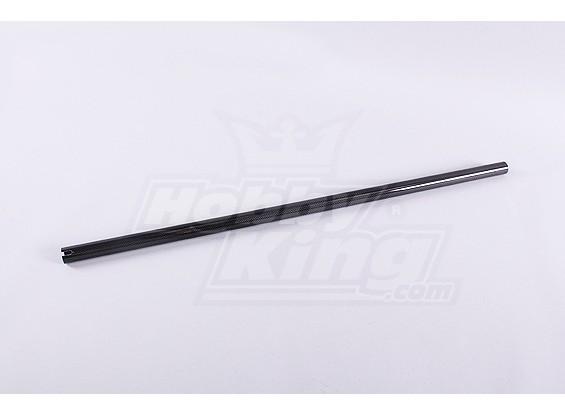 TZ-V2 0,90-TT - Fibra de Carbono da cauda