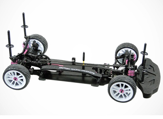 3Racing 1/10 Sakura XI Desporto Toyota 86 Touring Car (kit montado-un)