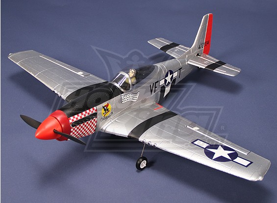 Mini P-51 EPO Plug and Play (Warehouse AUS)
