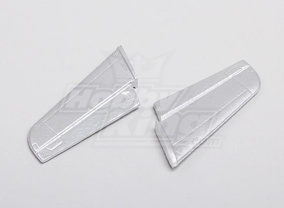 15 35 milímetros Set Mig cauda EDF Micro Jet Horizontal