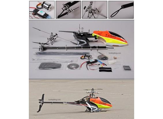SJM500 (430) Pro Kit 80% RTF w / BL Motor & ESC