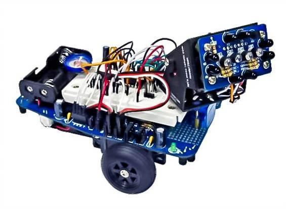 Sr. General - Meu Kit primeiro robô