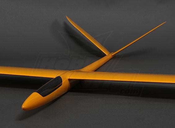 Matrix-30 de Alto Desempenho completa Composite Slope Soarer 2,910 milímetros w / abas (ARF)