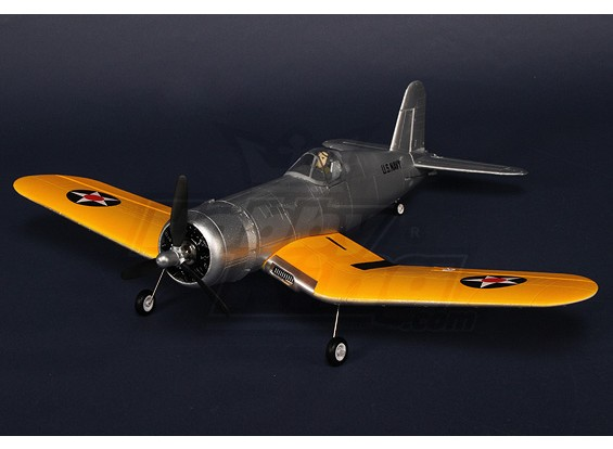 F4U R / C Warbird Plug & Play