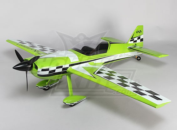 MX2 Verde 3D 1.400 milímetros EPO (PNF)