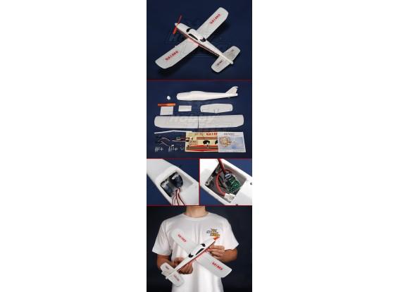 aeronaves leves Micro RTF 5A Brushless w / 2 Servo