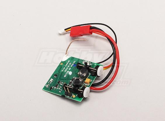 Nine Eagles NE407632001A Receptor Set