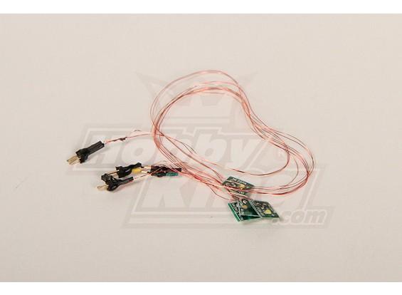 227A Twingo substituição LED Navigation Set Luz
