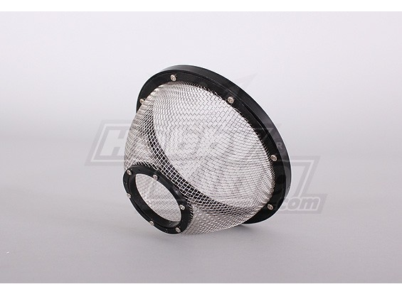 Turbina Motor FOD Guard - 98 milímetros