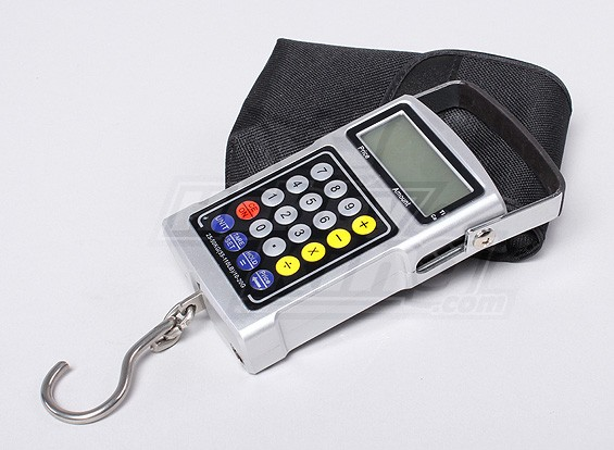 Multifuncional eletrônico de suspensão Scales
