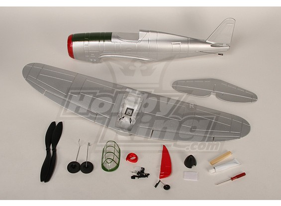 Kit P-47 Trovão lutador ARF