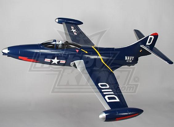 F9F Panther XOB Mão Lançamento Version (PNF)