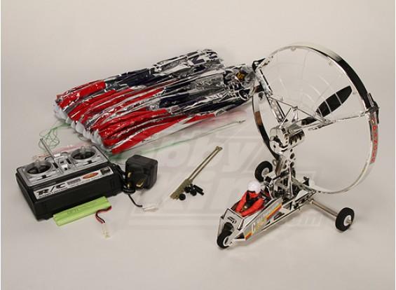 RC Para-planador pronto para voar