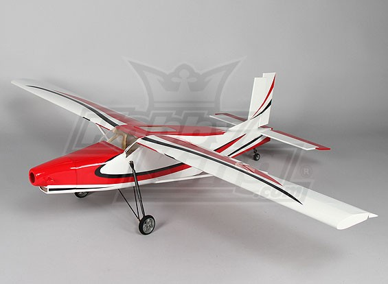 Pilatus PC-6 EP Balsa 1,300 milímetros (ARF)