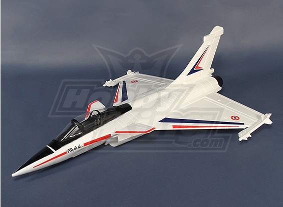 Rafale Jet Fighter 70 milímetros EDF (KIT)