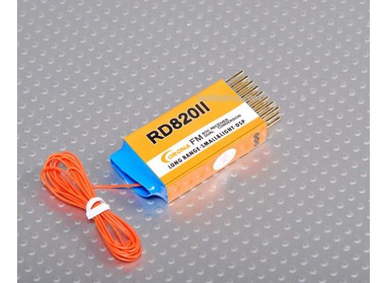 Corona 8Ch dupla Conv. Rx 35MHz (sem Cristal)
