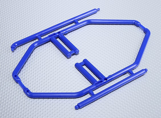 1/10 Roll Cage (azul)