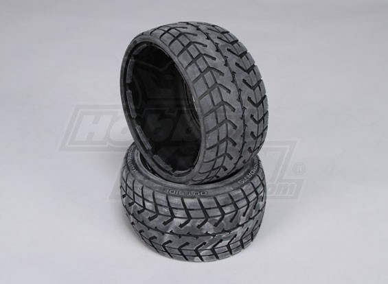 Rua traseira pneu Set (2pcs) Baja 260 e 260S (pneus apenas)