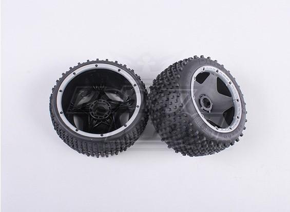 RS260-85023-1 Rear off-road conjunto de rodas (1Set / Bag)