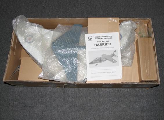 RISCO / DENT - Harrier 70 milímetros EDF Jet - 780 milímetros (PNF)