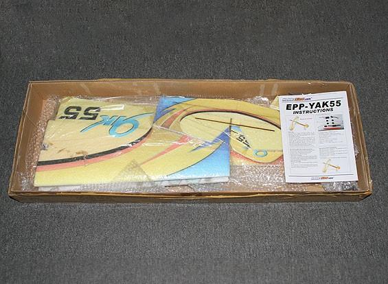 RISCO / DENT - Hobbyking Yak 55 3D 1.096 milímetros EPP (ARF)