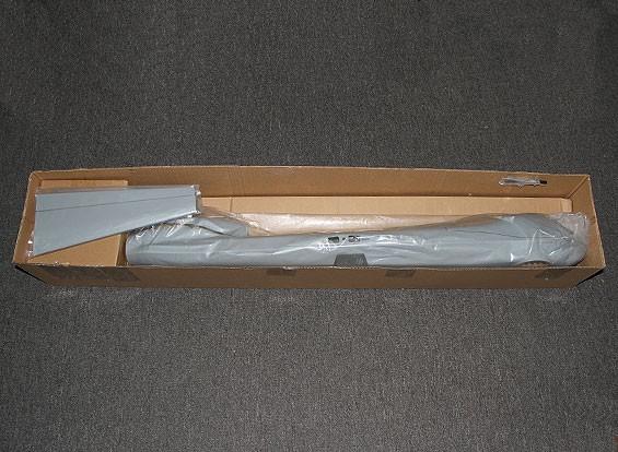 RISCO / DENT MQ-9 Ceifeira Fiberglass 2,500 milímetros FPV (ARF)