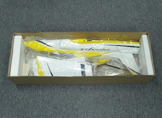 RISCO / DENT ViperJet Composite 70 milímetros EDF - 1050 milímetros (ARF)