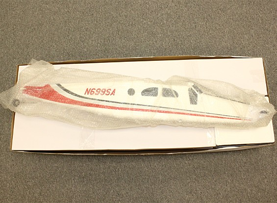 RISCO / DENT - Pilatus PC-6 Turbo Porter EPO instrutor 1.700 milímetros (PNF)
