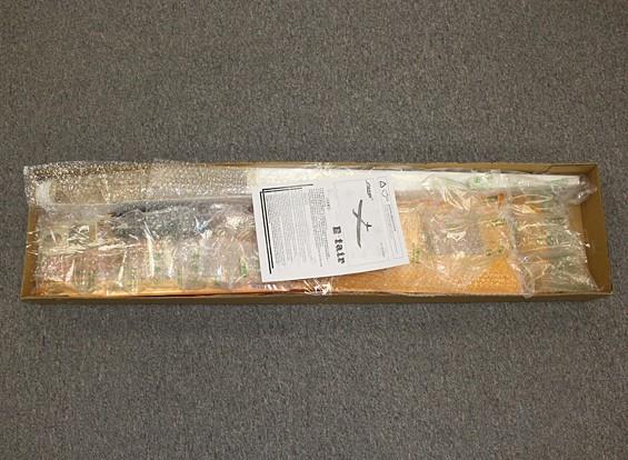 RISCO / DENT - Big E-Feira elétrica Glider Balsa 2,500 milímetro (ARF)