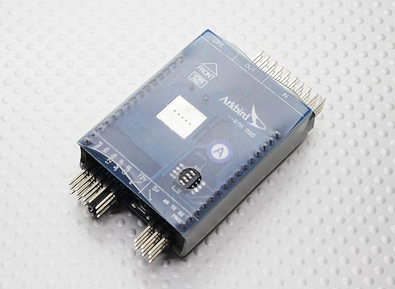 RISCO / DENT - Arkbird Autopilot System w / OSD V3.1020 (GPS / Altitude espera / Auto-Nível)
