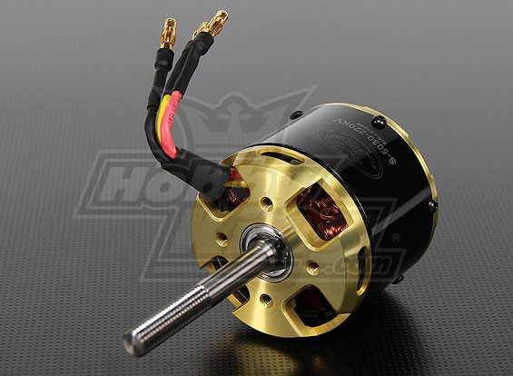 Scorpion S-5030-220kv (F3A Especial) Brushless Outrunner Motor