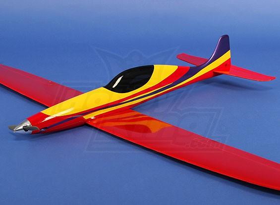 Tubarão High Performance Racer / Glider 1,228 milímetro Composite (PNF)
