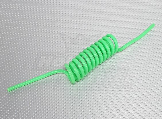 Silicone Recoil combustível Tubing