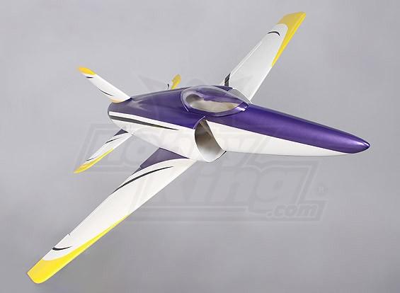Silvia 70 milímetros Composite EDF Jet (Kit)