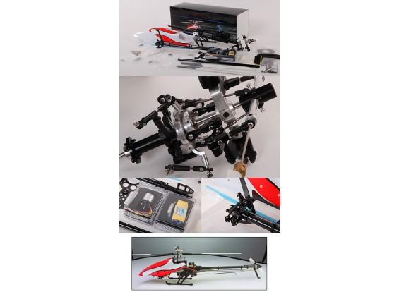 SJM 400-Pro C Combo-Kit w / ESC + Motor