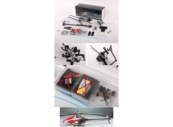 SJM 400-Pro F Kit 80% Completo
