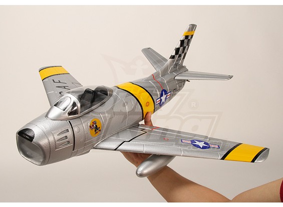Mini F-86 EDF Jet Fighter, EPO (PNF)