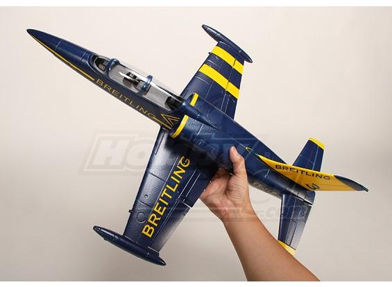 Mini L-39 lutador EDF Jet EPO (PNF)