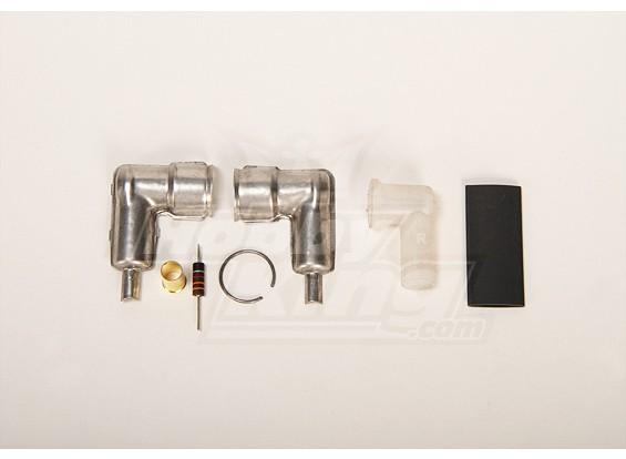Kit de substituição para CM-6 faísca Cap plug