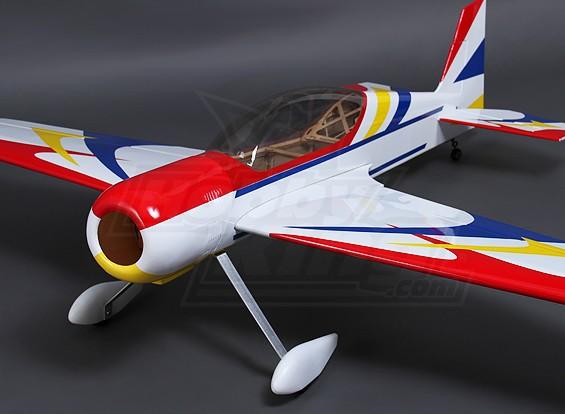HobbyKing® ™ Sukhoi SU-29 1300 milímetros Balsa 3D (ARF)