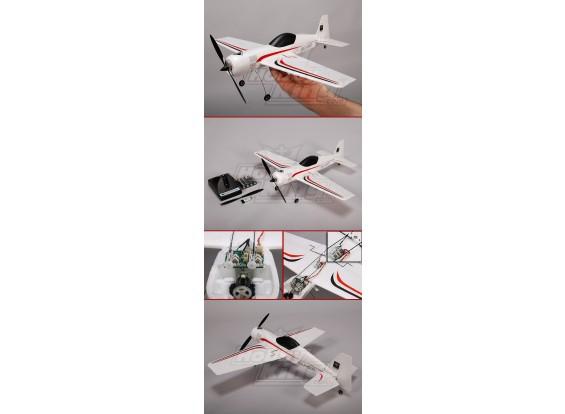 Sukhoi Bind-N -Fly Flyer interior w / DSM2 Tecnology