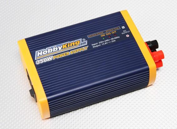 HobbyKing 350w 25A Fonte de alimentação (220V ~ 240V)