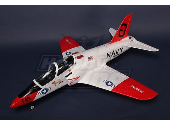 Goshawk T-45 R / C 64 milímetros EDF Jet 950 milímetros EPO (P & F)