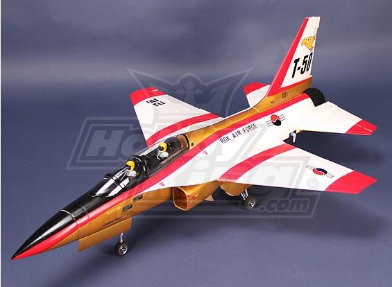 ROKAF T-50 70 milímetros EDF Jet Plug-n-Fly